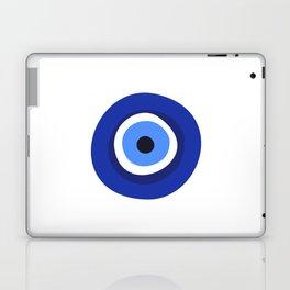 evil eye symbol Laptop & iPad Skin