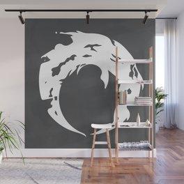 A glint of light Wall Mural