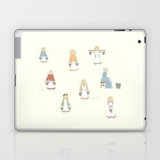 Eight Maids-a-Milking Laptop & iPad Skin