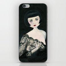 Marion iPhone & iPod Skin