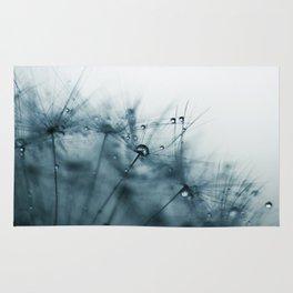 dandelion blue VIII Rug