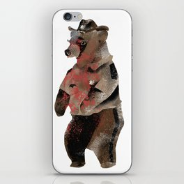 Rick Bear iPhone Skin