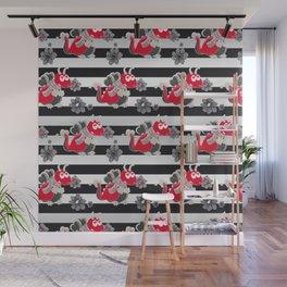 Lovesick Dragon Wall Mural