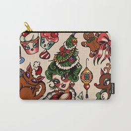 Holidaze Carry-All Pouch