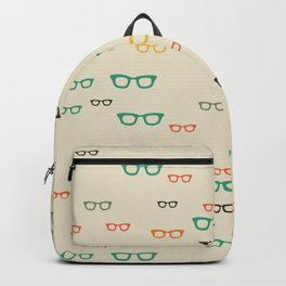 PUT YOUR GLASSES ON Backpack