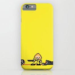 Kill Pixel Bill  iPhone Case