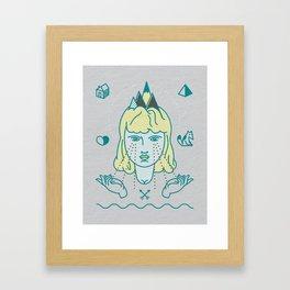 In the Wild pt.2 Framed Art Print
