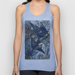 Birds in the Orchard Unisex Tank Top