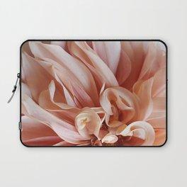 Dahlia Petals Laptop Sleeve