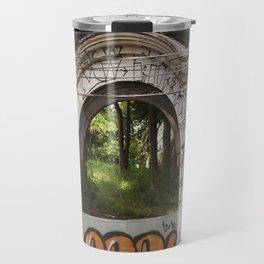 São Paulo - Brazil Travel Mug