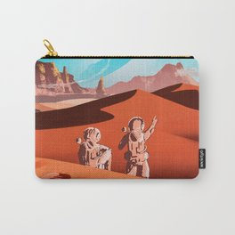 tardis space Carry-All Pouch