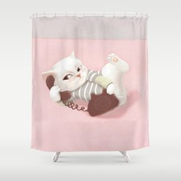 Home Alone 02 Shower Curtain