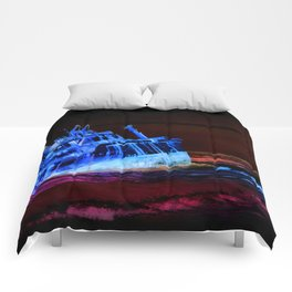 shipwreck aqrestdi Comforters