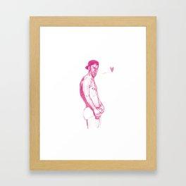 FAG 14 Framed Art Print