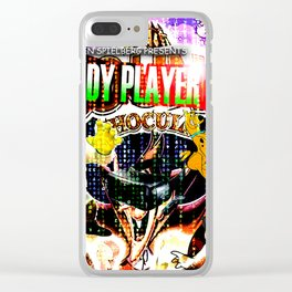 Official Ready Player One Poster Clear iPhone Case