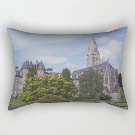 Modern History Rectangular Pillow