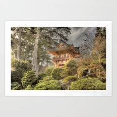 Peaceful Escape Art Print