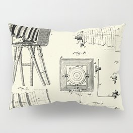 Photographic Camera-1885 Pillow Sham