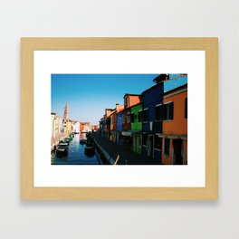 Venice Print Set, Venice Wall Art, Italy Photography Gallery Wall, Europe Wall Art, Europe Decor 5x5 Framed Art Print