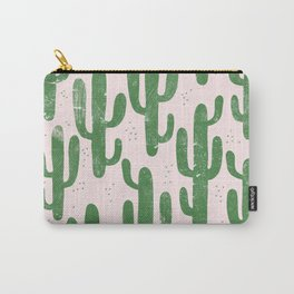 DUSTY CACTUS Carry-All Pouch