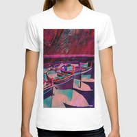 boats T-shirts featuring vintage boats by  Agostino Lo Coco