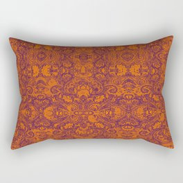 Royal Paisley  Rectangular Pillow