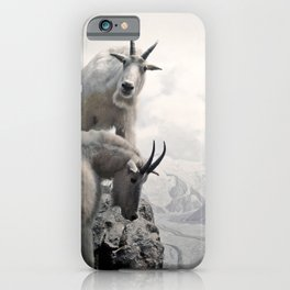 Hi, we are the mountain goats iPhone Case