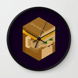Wukong Wall Clock