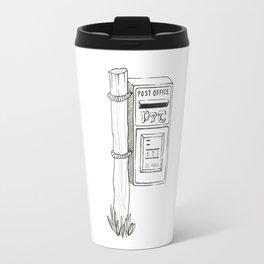 Irish Post Box (Inktober 2016) Travel Mug
