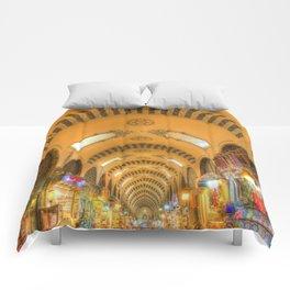 The Spice Bazaar Istanbul Comforters