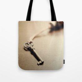 A Key.... Tote Bag