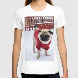 Dog by Karin Hiselius T-shirt