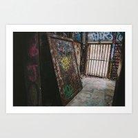 |IT'S A ZOO| Art Print