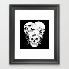 Bastard Framed Art Print