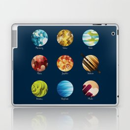Away from Home and Back - dark Laptop & iPad Skin