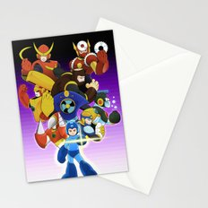 Megaman 2 Stationery Cards