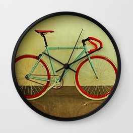 Breeze Wall Clock