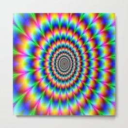 Optical dream Metal Print