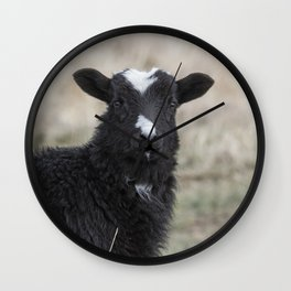 Here's Looking at You Kid Wall Clock