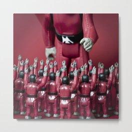 Cantina Deities – Snaggletooth Metal Print