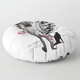 Mia Corvere, Nevernight Floor Pillow