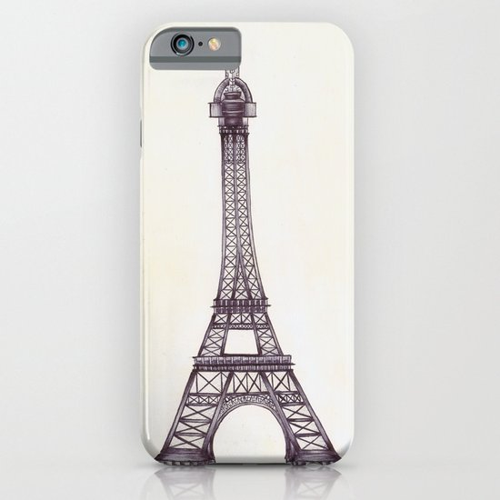 Merci Beaucoup iPhone & iPod Case
