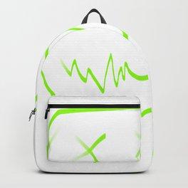 minimalism, nein, design simple, unic, big, art, graphic desing Backpack
