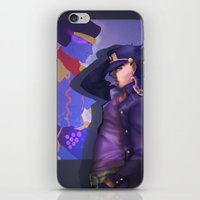 jjba iPhone & iPod Skins featuring JoJo's Bizarre Adventure by Kurisu