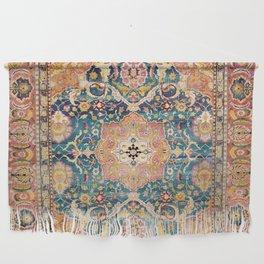 Amritsar Punjab North Indian Rug Print Wall Hanging