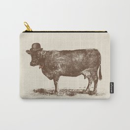 Cow Cow Nuts Carry-All Pouch