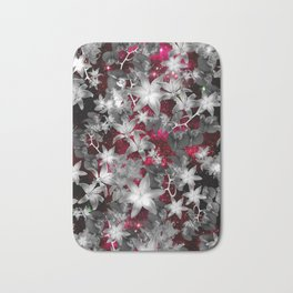 Orchid Galaxy Bath Mat