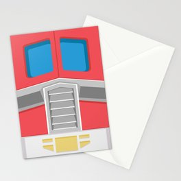 Minimal Prime Stationery Cards