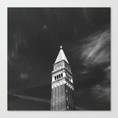 St Mark's Campanile Canvas Print