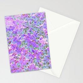 Speckled Pink Stationery Cards